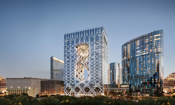 Copyright 2019 Melco Resorts Entertainment Limited exterior