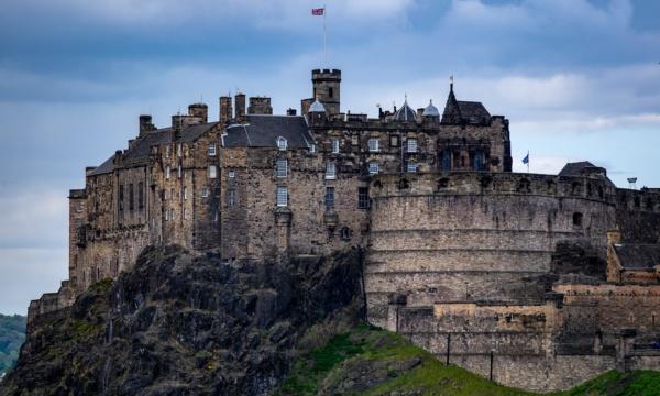 Edinburgh Castle 4