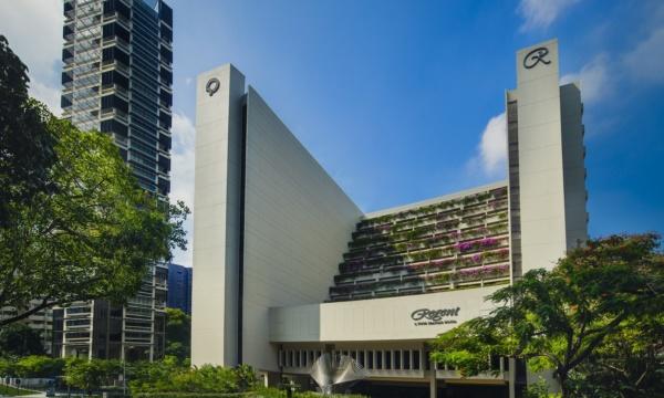 Regent Singapore Exterior