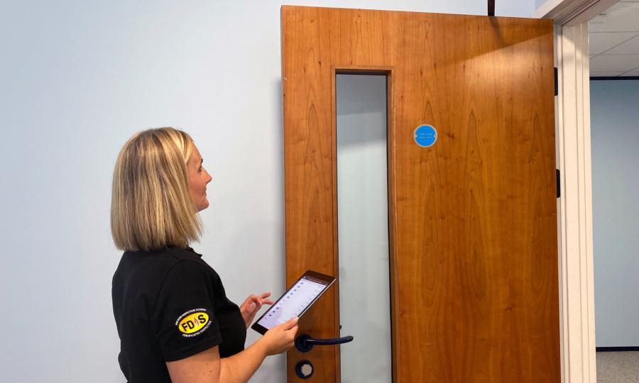 Fire Door Inspections in the UK