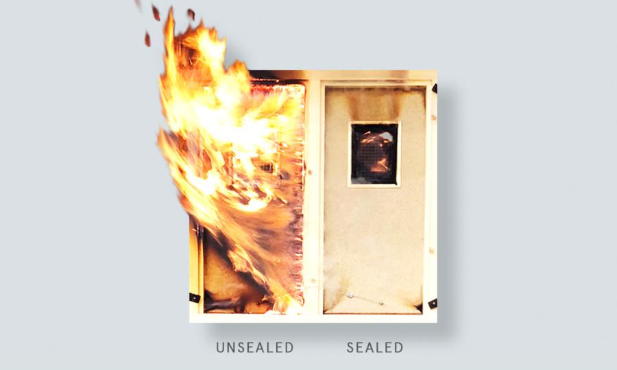 Fired up: FD30 Fire Doors