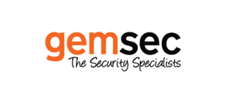 Gemsec website logo