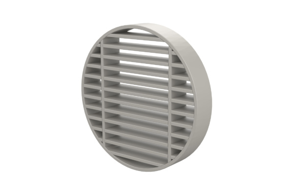 LVC40 Intumescent Air Transfer Grille
