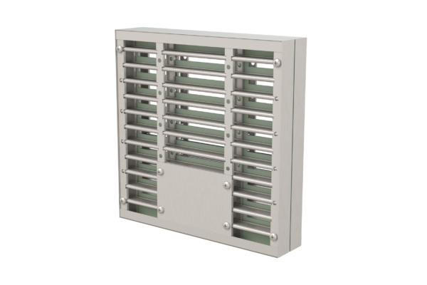LVH20S Intumescent Air Transfer Grille